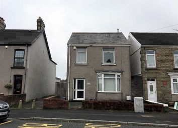 Thumbnail 3 bed detached house for sale in Middle Road, Swansea