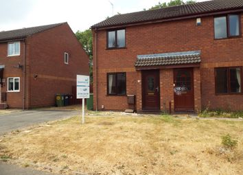 Thumbnail 2 bed semi-detached house to rent in Easby Close, Stafford