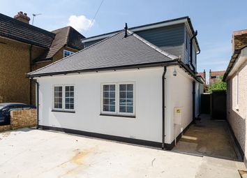 Thumbnail 3 bed detached bungalow for sale in Longfield Avenue, Wallington, Surrey