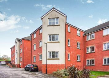 Thumbnail 2 bed flat for sale in Skylark Road, North Cornelly