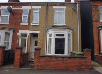 Thumbnail 2 bed terraced house to rent in Melton Road, Wellingborough