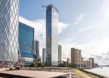 1 bed property for sale in Landmark Pinnacle, Canary Wharf, London E14