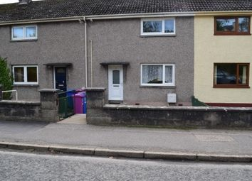 Thumbnail 2 bed terraced house to rent in Lesmurdie Road, Elgin