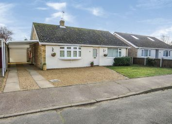 Thumbnail 3 bed detached bungalow for sale in Duffield Crescent, Lyng, Norwich