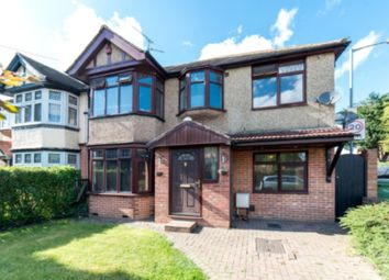 Thumbnail 5 bed semi-detached house for sale in Crawley Green Road, Luton, Bedfordshire