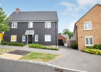 Thumbnail 4 bed detached house for sale in Aylesbury Drive, Houghton Regis, Dunstable, Bedfordshire