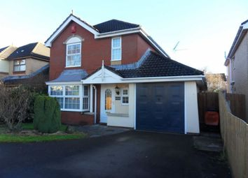 Thumbnail 4 bed detached house to rent in Catsash Road, Langstone, Newport