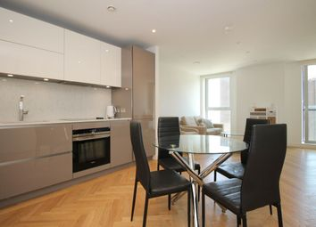 Thumbnail 1 bed flat to rent in Southwark Bridge Road, London