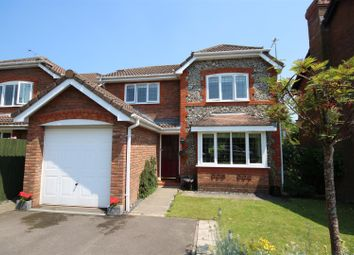 Thumbnail 4 bed detached house for sale in Mallard Drive, Ridgewood, Uckfield