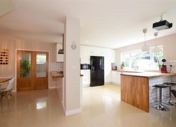 Thumbnail 4 bed detached house for sale in Burndell Road, Yapton, Arundel, West Sussex