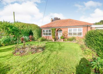 Thumbnail 4 bed detached bungalow for sale in North Walsham Road, Happisburgh, Norwich