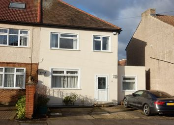 Thumbnail 4 bed semi-detached house to rent in Beauchamp Road, Sutton, Surrey
