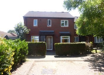 Thumbnail 3 bed end terrace house for sale in Clarke Walk, Aylesbury