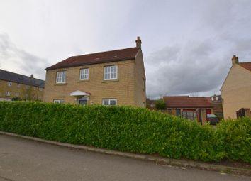 Thumbnail 3 bedroom detached house for sale in Bridgnorth Drive, Kingsmead, Milton Keynes