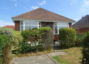 Thumbnail 2 bed detached bungalow for sale in Talbot Rise, Bournemouth