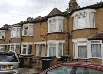 Thumbnail 3 bedroom terraced house to rent in Gordon Road, London