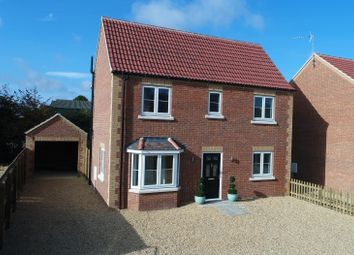 Thumbnail 3 bed detached house for sale in Patricks Way, Parson Drove, Wisbech