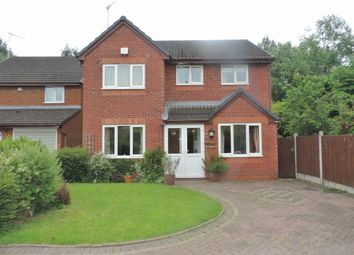 Thumbnail 4 bed detached house for sale in Canberra Drive, Stafford, Staffordshire