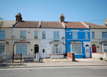 Thumbnail 3 bed terraced house for sale in Wellesley Road, Clacton-On-Sea