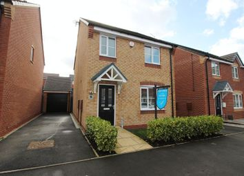 Thumbnail 3 bed detached house for sale in Rowhurst Crescent, Talke, Stoke-On-Trent