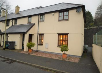 Thumbnail 3 bed end terrace house for sale in Croppins Close, Buckfastleigh, Devon