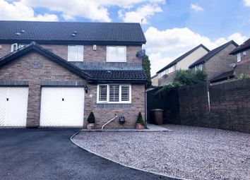 3 bed semi-detached house for sale in Clos Enfys, Caerphilly CF83