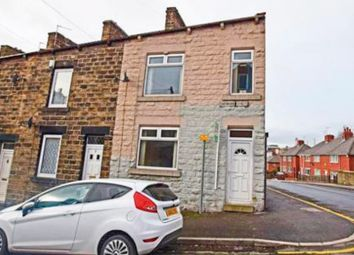 Thumbnail 3 bed end terrace house for sale in Sherwood Street, Barnsley, South Yorkshire