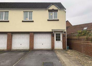 Thumbnail 2 bed flat for sale in Erw Werdd, Birchgrove, Swansea