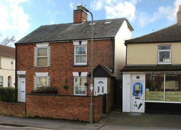 Thumbnail 3 bed semi-detached house for sale in Church Lane East, Aldershot