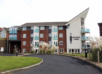 Thumbnail 1 bed flat for sale in Holroyd Court, Queens Promenade, Blackpool