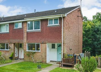 Thumbnail 3 bed end terrace house for sale in Fairfield Road, East Grinstead, West Sussex