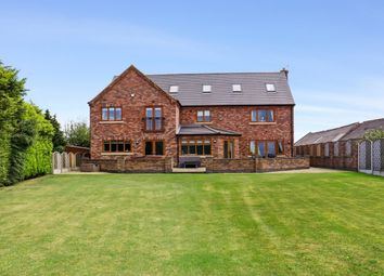6 bed detached house for sale in Trentside, Derrythorpe, Isle Of Axholme DN17