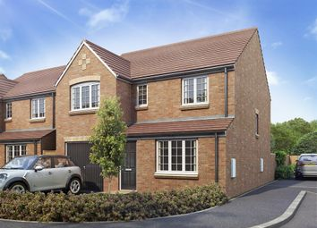 "Thumbnail 3 bed detached house for sale in ""The Longthorpe"" at Bedford Road, Houghton Regis, Dunstable"