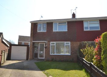 Thumbnail 3 bedroom semi-detached house for sale in The Beeches, Walderslade, Chatham
