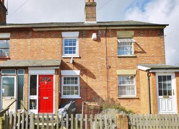 Thumbnail 2 bed terraced house for sale in Church Road, Pembury, Tunbridge Wells