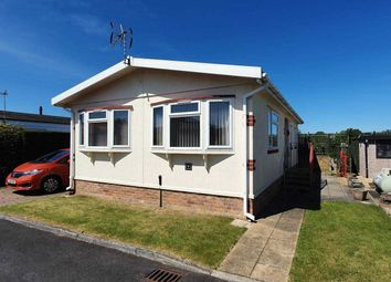 Thumbnail 2 bed mobile/park home for sale in Holway House Park, Station Road, Ilminster