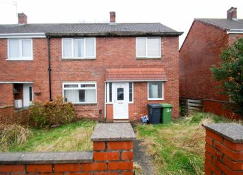 Thumbnail 3 bedroom semi-detached house for sale in Hogarth Road, South Shields