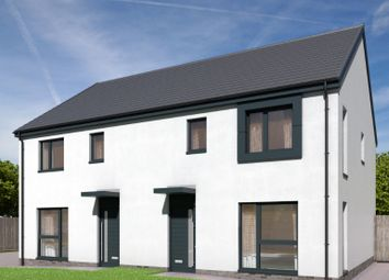 Thumbnail 3 bedroom semi-detached house for sale in Plot 38, Branshill Road, Sauchie, Clackmannanshire