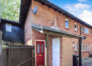 Thumbnail 1 bed flat for sale in Copsewood, Werrington, Peterborough
