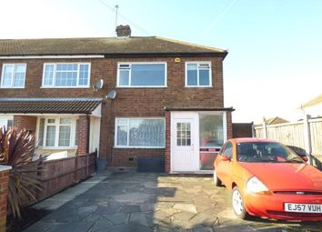 Thumbnail 4 bedroom end terrace house for sale in Harlow Road, Rainham