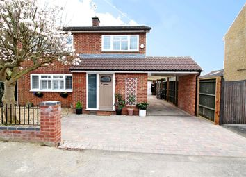 Thumbnail 3 bed detached house for sale in Stanbridge Road Terrace, Leighton Buzzard