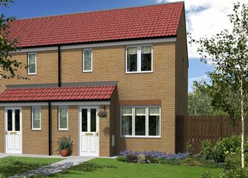 "Thumbnail 3 bed semi-detached house for sale in ""The Hanbury"" at Tees Road, Hartlepool"