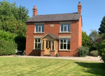 Thumbnail 3 bed detached house for sale in New Street, Clive, Shrewsbury