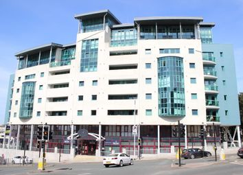 Thumbnail 1 bedroom flat for sale in The Crescent, The Hoe, Plymouth