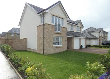 Thumbnail 5 bed detached house for sale in Foster Crescent, Troon