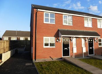 Thumbnail 3 bed property to rent in Waverley Close, Kirkby-In-Ashfield, Nottingham