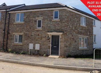 Thumbnail 4 bed semi-detached house for sale in Mead Park, Bickington, Barnstaple