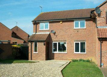 Thumbnail 3 bed semi-detached house for sale in Sevenacres, Orton Brimbles, Peterborough