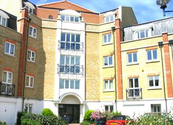 Thumbnail 2 bed flat for sale in The Piazza, Sovereign Harbour South, Eastbourne