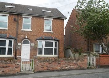 Thumbnail 3 bed semi-detached house for sale in Church Street, Connah's Quay, Deeside
